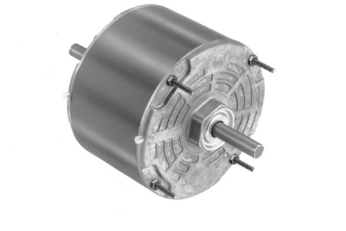 "Fasco D896 Motor | 1/5 hp 1625 RPM 2-Speed 5.6"" Diameter 208-230 Volts (GE)"