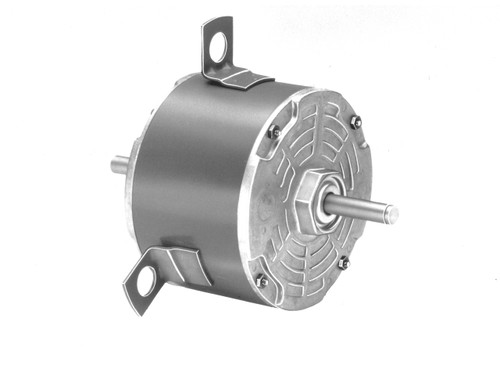 "Fasco D898 Motor | 1/5 hp 1075 RPM 3-Speed 5.6"" Diameter 265 Volts (GE)"