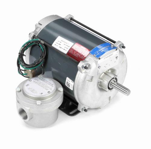 G664 Marathon 1/4 hp 1800 RPM 3-Phase 56 Frame TENV (rigid base) 575V Marathon Motor