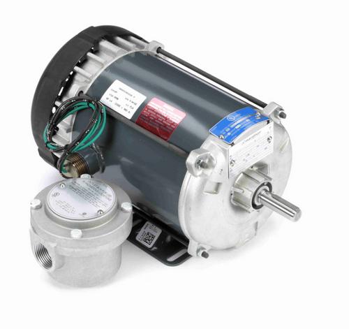 G667 Marathon 3/4 hp 1800 RPM 3-Phase 56 Frame TEFC (rigid base) 575V Marathon Motor