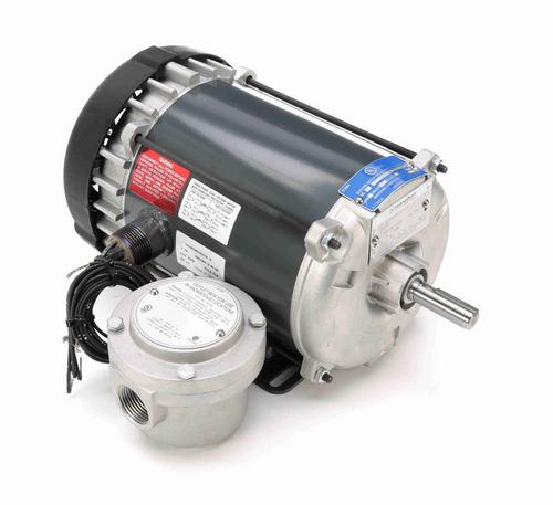 G662A Marathon 1 hp 3600 RPM 3-Phase 56 Frame TEFC (rigid base) 230/460V Marathon Motor