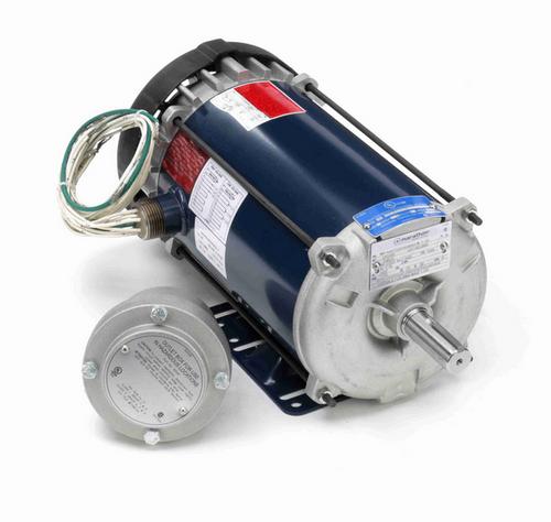 I508 Marathon 1 1/2 hp 1800 RPM 3-Phase 145T Frame TEFC (rigid base) 230/460V Marathon Motor