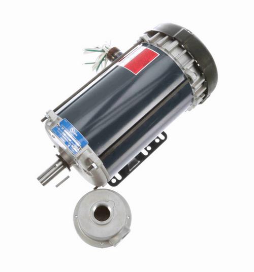 I509 Marathon 1 1/2 hp 1800 RPM 3-Phase 145T Frame TEFC (rigid base) 575V Marathon Motor