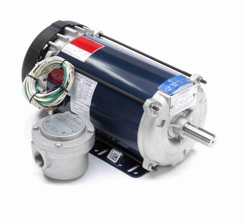 I514 Marathon 2 hp 1800 RPM 3-Phase 145T Frame TEFC (rigid base) 230/460V Marathon Motor