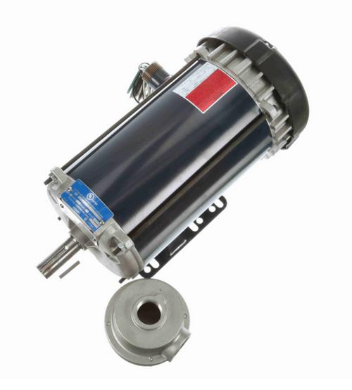 I515 Marathon 2 hp 1800 RPM 3-Phase 145T Frame TEFC (rigid base) 575V Marathon Motor