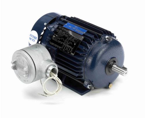 U003A Marathon 2 hp 1800 RPM 3-Phase 145T Frame TEFC (rigid base) 230/460V Marathon Motor