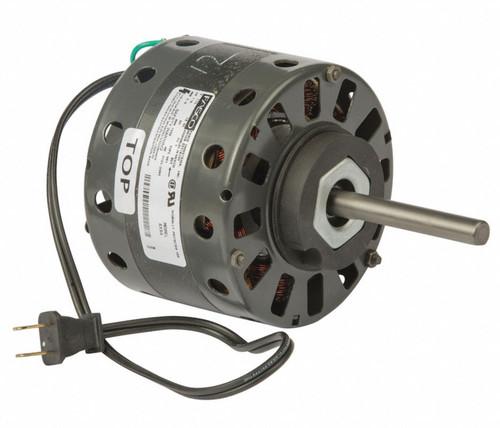 "Fasco S156 Motor | 1/6 hp 1050 RPM CW 5"" Diameter 115 Volts (Miller)"