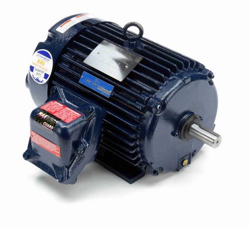 U024A Marathon 5 hp 1800 RPM 3-Phase 184T Frame TEFC (rigid base) 575V Marathon Motor