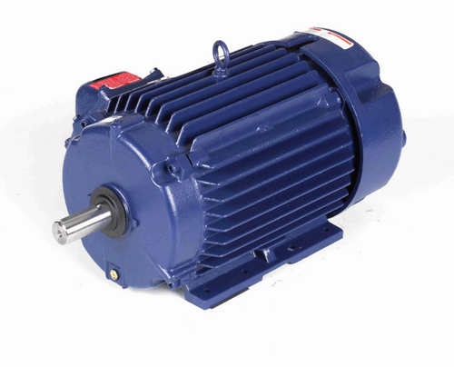 10 hp 1800 RPM 3-Phase 215T Frame TEFC (rigid base) 575V Marathon Motor # U026B