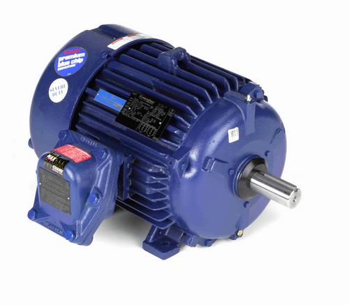 E503-P Marathon 15 hp 1800 RPM 3-Phase 254T Frame TEFC (rigid base) 230/460V Marathon Motor