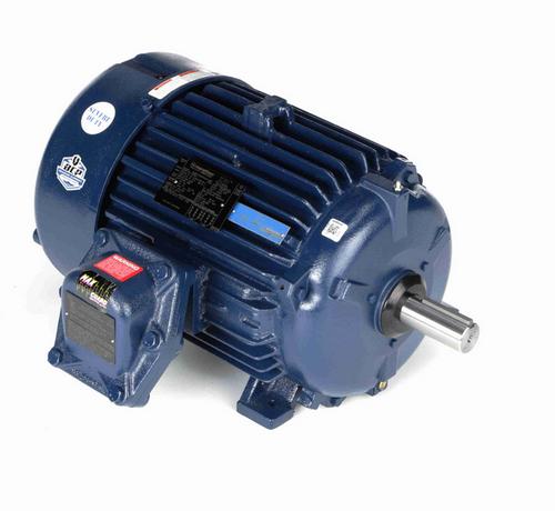 E506-P Marathon 20 hp 1800 RPM 3-Phase 256T Frame TEFC (rigid base) 230/460V Marathon Motor