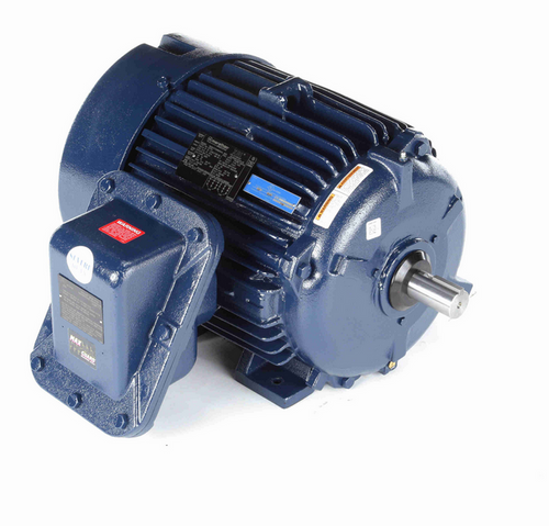U076A Marathon 25 hp 1800 RPM 3-Phase 284T Frame TEFC (rigid base) 230/460V Marathon Motor