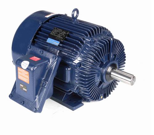 E567-P Marathon 40 hp 1800 RPM 3-Phase 324T Frame TEFC (rigid base) 230/460V Marathon Motor