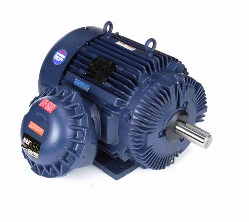 E571 Marathon 50 hp 1200 RPM 3-Phase 365T Frame TEFC (rigid base) 230/460V Marathon Motor