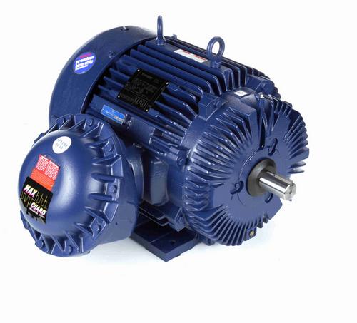 E572 Marathon 60 hp 3600 RPM 3-Phase 364TS Frame TEFC (rigid base) 230/460V Marathon Motor