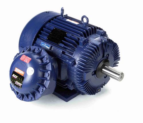 U033A Marathon 60 hp 1800 RPM 3-Phase 364T Frame TEFC (rigid base) 575V Marathon Motor