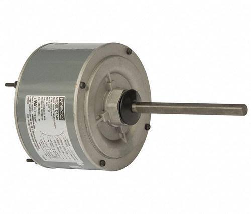 "Fasco D7749 Motor | 1/4 hp 1075 RPM 5.6"" Diameter 208-230 Volts"