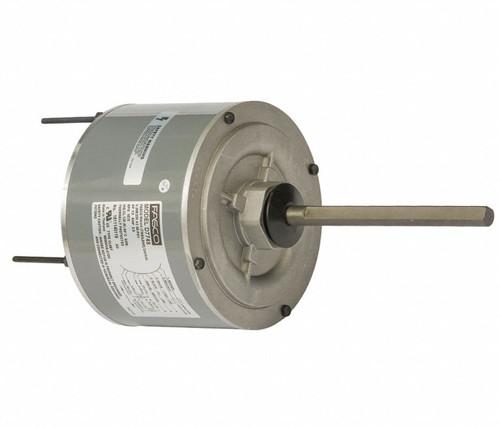 """1/3 hp 1075 RPM 5.6"""" Diameter 208-230V Fasco # D7748"""