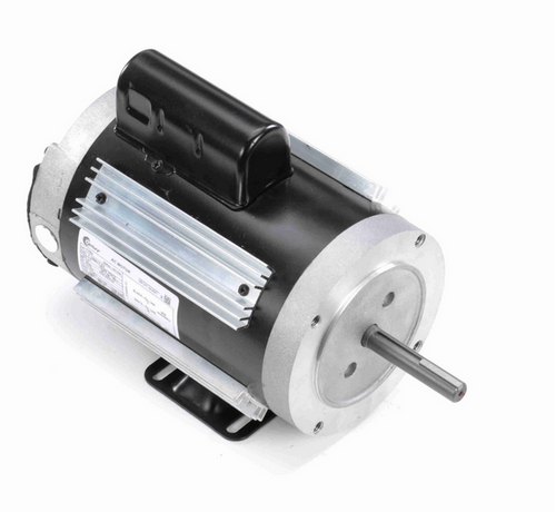 C783 Century 1 hp 900 RPM 56C Frame (Rigid Base) 230V TEAO Century Farm Building Fan Motor # C783