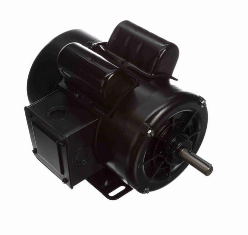 C337 Century 1/2 hp 1800 RPM 56 Frame (Rigid Base) 115V/230 TEFC Instant Reverse Century Farm Motor # C337