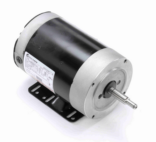 B597 Century 3/4 hp 3600 RPM 56C Frame (Rigid Base) 3 Phase TENV 208-230/460V Century Milk Pump Motor # B597