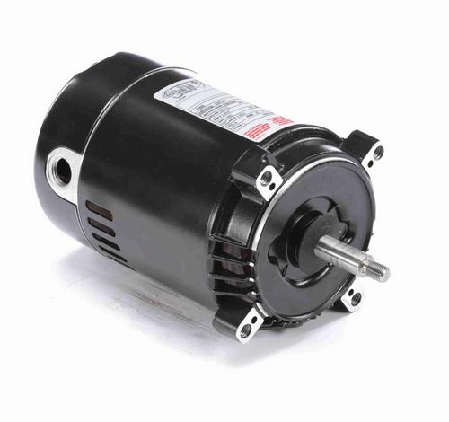 T1032 Century 1/3 hp 3600 RPM 1-Phase 56J Frame ODP (no base) 115/230V Century Jet Pump Motor # T103