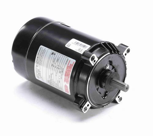 K1050 Century 1/2 hp 3600 RPM 1-Phase 56C Frame ODP (no base) 115/230V Century Jet Pump Motor # K1050