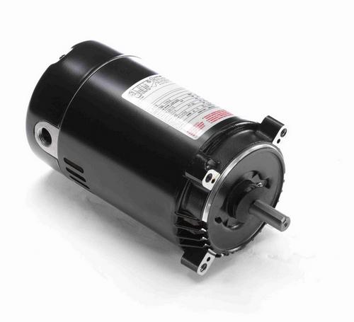 K1070 Century 3/4 hp 3600 RPM 1-Phase 56C Frame ODP (no base) 115/230V Century Jet Pump Motor # K1070