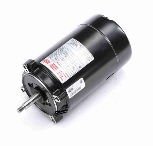 T1072 Marathon 3/4 hp 3600 RPM 1-Phase 56J Frame ODP (no base) 115/230V Century Jet Pump Motor