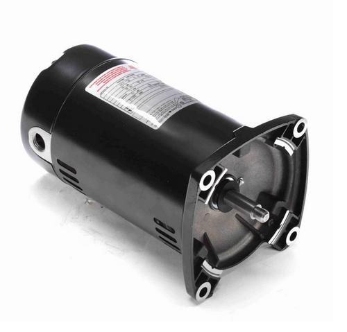 Q1052 Century 1/2 hp 3600 RPM 1-Phase 48Y Frame ODP (no base) 115/230V Century Jet Pump Motor # Q1052