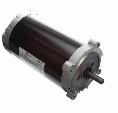 H609ES Century 1-1/2 hp 3600/2850 RPM 3-Phase 56C Frame ODP (no base) 230/460V Century Pump Motor # H609ES