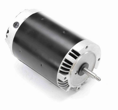 H733 Century 2 hp 3600/2850 RPM 3-Phase 56J Frame ODP (no base) 208-230/460V Century Pump Motor # H733