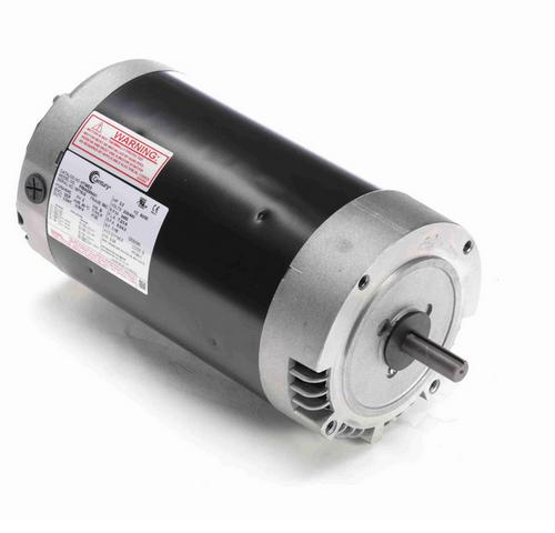 H736ES Century 3 hp 3600 RPM 3-Phase 56C Frame ODP (no base) 230/460V Century Pump Motor # H736ES