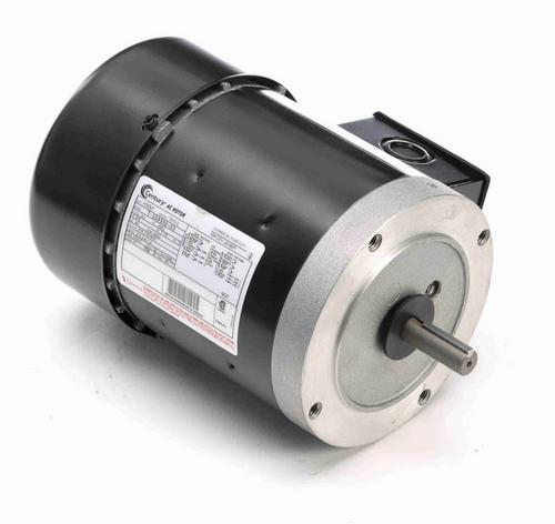 H193V1 Century 3/4 hp 3600 RPM 3-Phase 56C Frame TEFC (no base) 200-230/460V Century Pump Motor # H193V1