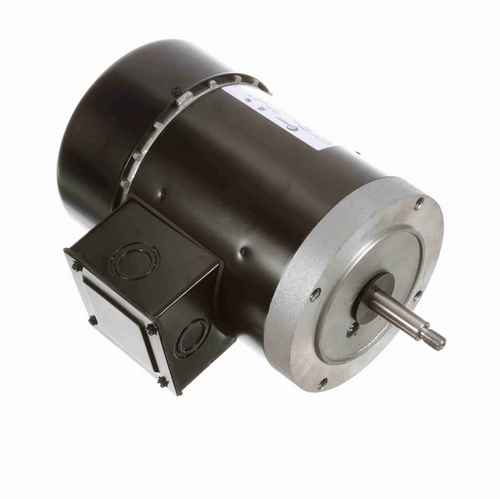 H706ES Century 2 hp 3600 RPM 3-Phase 56J Frame TEFC (no base) 230/460V Century Pump Motor # H706ES