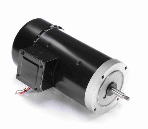 H707ES Century 3 hp 3600 RPM 3-Phase 56J Frame TEFC (no base) 230/460V Century Pump Motor # H707ES
