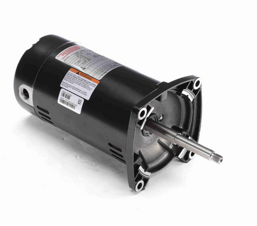Q1072ES Century 3/4 hp 3600 RPM 1-Phase 48Y Frame ODP (no base) 115/230V Jet Pump Motor