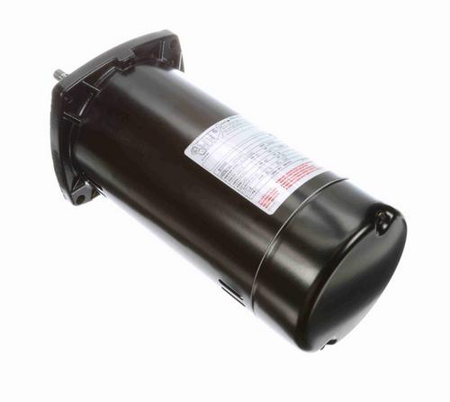 Q1102ES Century 1 hp 3600 RPM 1-Phase 48Y Frame ODP (no base) 115/230V Century Jet Pump Motor # Q1102ES