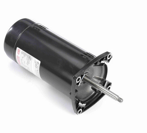 Q1152ES Century 1 1/2 hp 3600 RPM 1-Phase 48Y Frame ODP (no base) 115/230V Jet Pump Motor