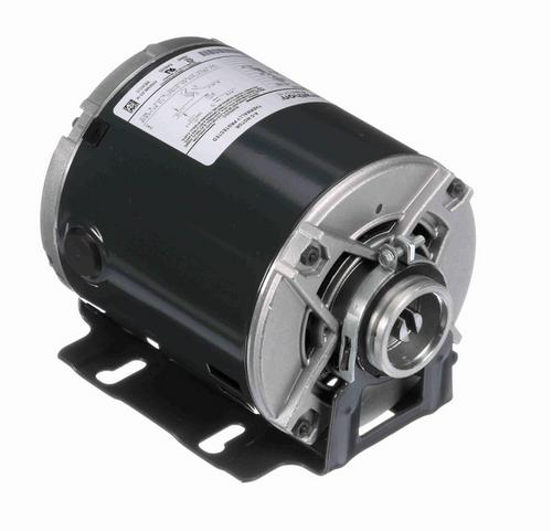 HG451 Marathon 1/4 hp Carbonator Pump Motor 1800/1500 RPM 208-240V, 48Y Frame (resilient base) Marathon