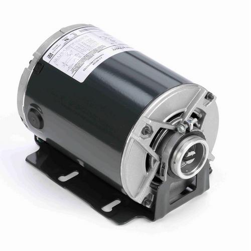 H344 Marathon 1/4 hp Carbonator Pump Motor 1800/1500 RPM 115/230V, 48Z ODP Frame (resilient base) Marathon
