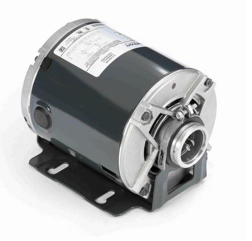 4725 Marathon 1/4 hp Carbonator Pump Motor 1800/1500 RPM 115V, 48Y ODP Frame (resilient base) Marathon