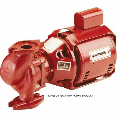 "106284MF-132 | 1/2 hp 115/230V Circulator Pump 3"" Flange Model S-55"