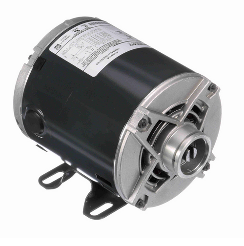 HG681 Marathon 1/3 hp Carbonator Pump Motor 1800 RPM 100-120/200-240V, 48Y ODP Frame (rigid base) Marathon