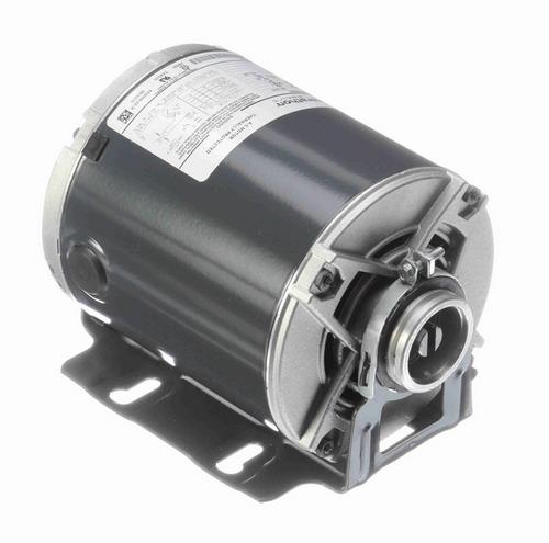 H683 Marathon 1/3 hp Carbonator Pump Motor 1800 RPM 100-120/200-240V, 48Y ODP Frame (resilient base) Marathon