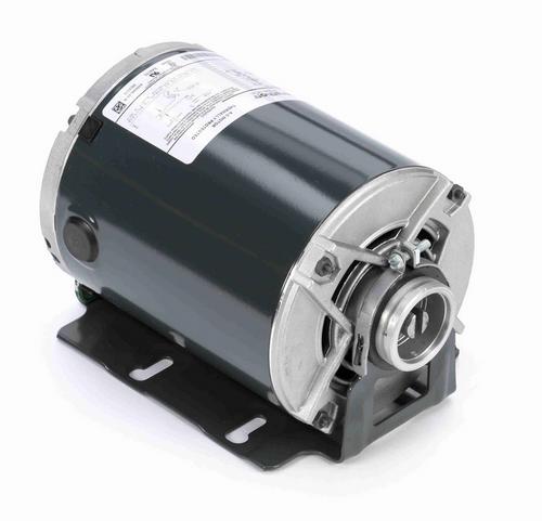 H926 Marathon 1/2 hp Carbonator Pump Motor 1800 RPM 115V, 48Y ODP Frame (resilient base)
