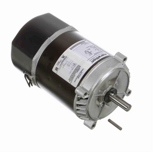 H439 Marathon 1/3 hp 2-Compartment Jet Pump Motor 3600 RPM 115V ODP 56C Frame (no base)