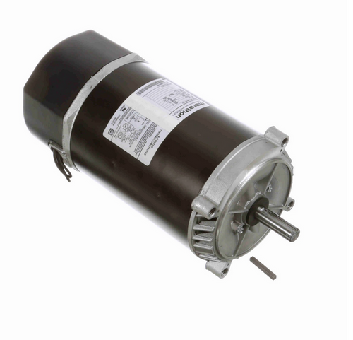 C1083A Marathon 3/4 hp 2-Compartment Jet Pump Motor 3600 RPM 115/230V ODP 56C Frame (no base)