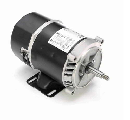 C1462 Marathon 1/2 hp 2-Compartment Jet Pump Motor 3600 RPM 115/230V ODP 56J Frame (rigid base)