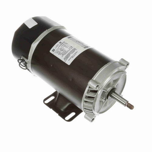C1463A Marathon 3/4 hp 2-Compartment Jet Pump Motor 3600 RPM 115/230V ODP 56J Frame (rigid base)
